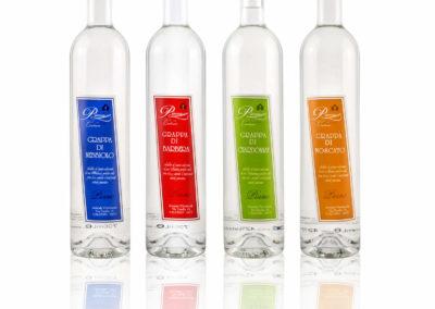 Fotografo bottiglie vino grappa asti