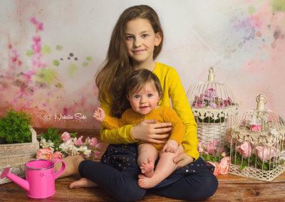 Servizio fotografico bambini famiglie